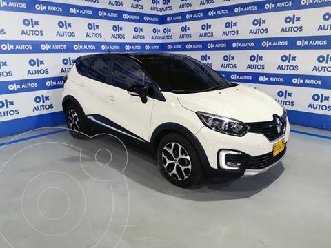 Renault Captur 2.0L Intens Aut Bi-tono usado (2018) color Celeste financiado en cuotas(anticipo $7.000.000 cuotas desde $1.255.000)