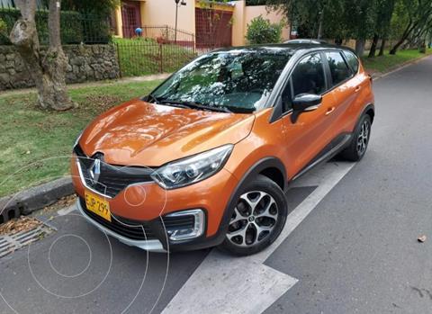Renault Captur 2.0L Intens Aut Bi-tono usado (2018) color Bronce precio $64.900.000