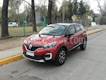Renault Captur Intens usado (2018) color Rojo precio u$s16.000