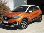 Foto venta Auto usado Renault Captur Intens (2017) color Naranja precio $390.000