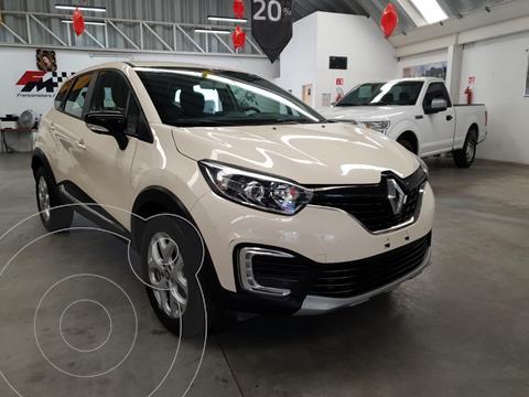 Renault Captur 5 pts. Intens, TM6, a/ac., CD, RA-17 usado (2019) color Blanco precio $275,000