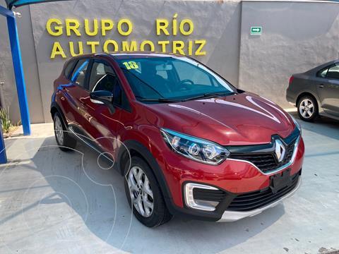 Renault Captur Intens usado (2018) color Rojo precio $219,000