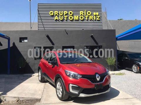 Renault Captur Intens Aut usado (2018) color Rojo precio $219,000