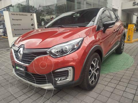Renault Captur Iconic Aut usado (2018) color Rojo precio $259,000