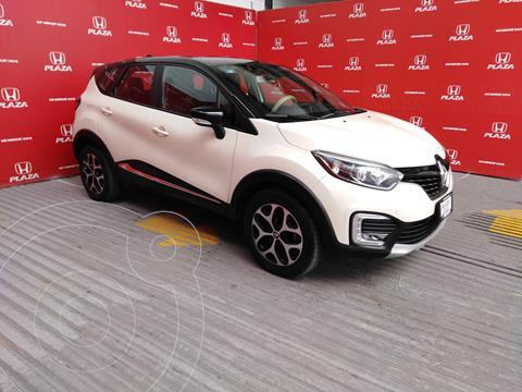 Renault Captur Iconic  usado (2018) color Crema precio $269,000