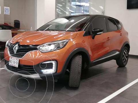 Renault Captur Iconic  usado (2019) color Naranja precio $254,440