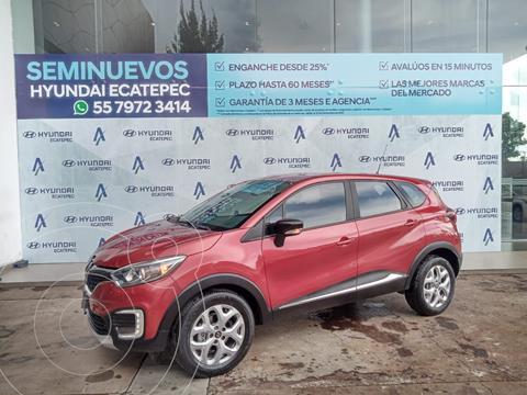 Renault Captur Intens Aut usado (2018) color Rojo precio $249,277