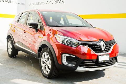 Renault Captur Intens usado (2020) color Rojo Cobrizo precio $285,000