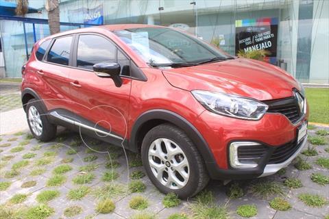 Renault Captur INTENSE usado (2021) color Rojo precio $315,000