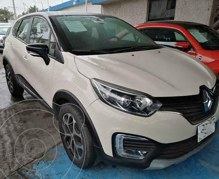 Renault Captur Iconic Aut usado (2018) color Crema precio $252,000