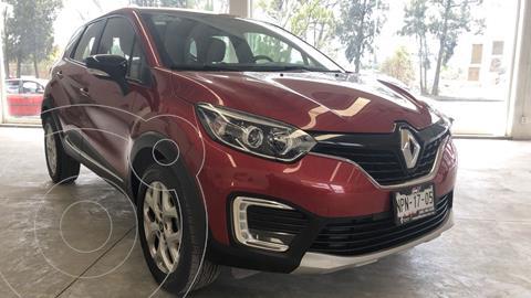 Renault Captur Intens usado (2020) color Rojo precio $279,000