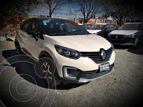 Renault Captur Iconic Aut usado (2018) color Blanco precio $245,000