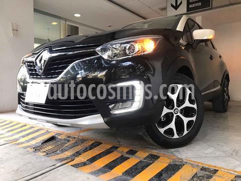 Renault Captur Iconic Aut usado (2018) color Negro precio $244,000