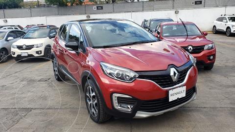 Renault Captur Iconic Aut usado (2018) color Rojo precio $258,000