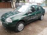 Foto venta Auto usado Renault Clio ll Sedan 1.6 Authentique  (2001) color Verde precio $1.200.000