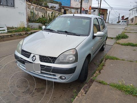 Renault Clio ll Sedan 1.6 Privilege AA  usado (2004) color Gris precio $3.400.000