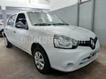 Foto venta Auto usado Renault Clio Mio 5P Dynamique Sat (2014) color Blanco precio $220.000