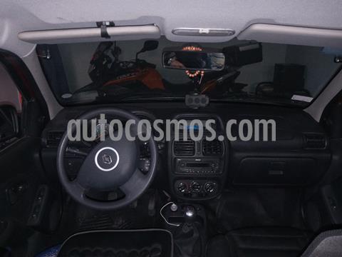 Renault Clio Mio 5P Confort Pack Sat usado (2016) color Rojo Fuego precio $450.000