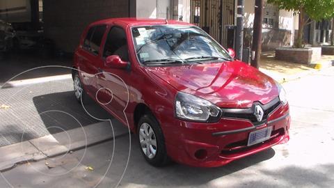Renault Clio Mio 5P Confort Plus usado (2014) color Rojo Fuego precio $749.900