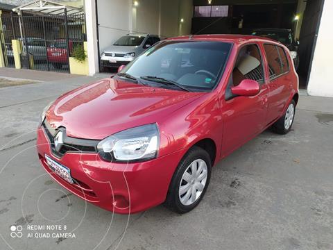 Renault Clio Mio 5P Confort Pack Sat usado (2016) color Rojo Fuego precio $965.000