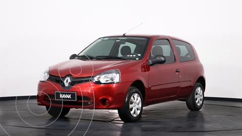 Renault Clio Mio 3P Confort usado (2016) color Rojo precio $940.000