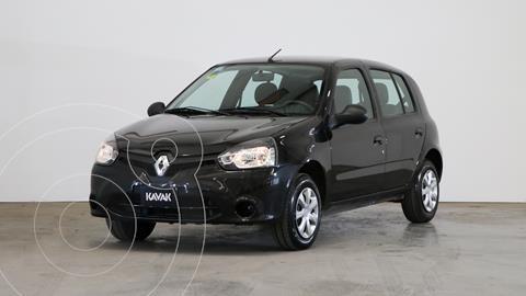 Renault Clio Mio 3P Confort Pack usado (2015) color Negro Nacre precio $880.000