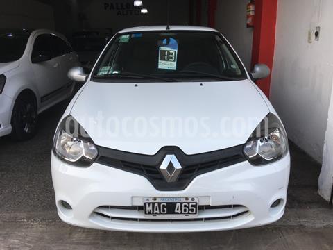 Renault Clio Mio 5 Puertas Expression Pack I usado (2013) color Blanco precio $650.000