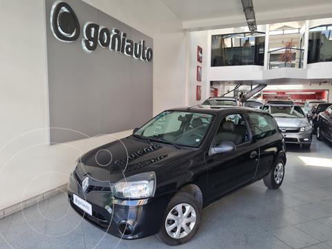Renault Clio Mio 3P Autenthique Pack usado (2014) color Negro precio $880.000