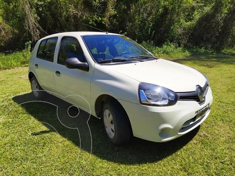 Renault Clio Mio 5P Confort Plus usado (2014) color Beige Vainilla precio $950.000