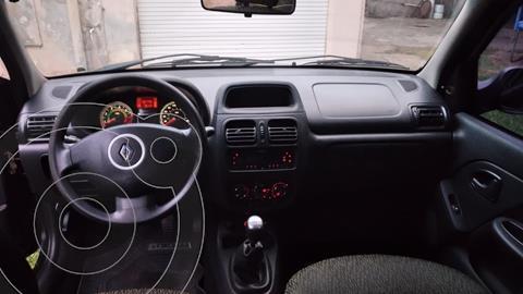 Renault Clio Mio 5P Confort Full usado (2014) color Negro precio $650.000