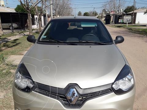 Renault Clio Mio 3P Expression usado (2015) color Beige Pimienta precio $800.000