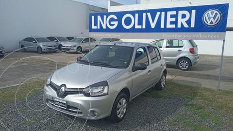 Renault Clio Mio 5P Confort  usado (2014) color Gris Estrella precio $950.000