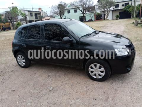 Renault Clio Mio 5P Confort  usado (2016) color Negro precio u$s550.000
