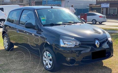 Renault Clio Mio 3P Confort usado (2014) color Negro precio $850.000