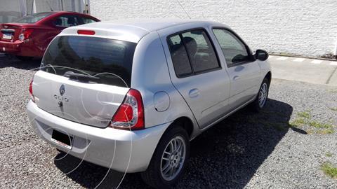 Renault Clio Mio 5P Dynamique Sat usado (2015) color Plata precio $840.000