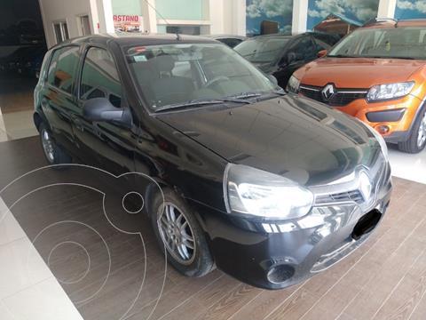 Renault Clio Mio 5P Dynamique Sat usado (2015) color Negro precio $730.000