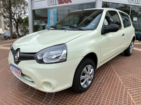 Renault Clio Mio 3P Confort Plus usado (2014) color Beige Vainilla financiado en cuotas(anticipo $540.000)