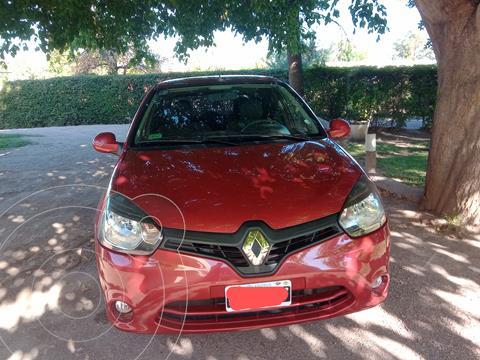 Renault Clio Mio 3P Dynamique Sat usado (2015) color Rojo Fuego precio $790.000