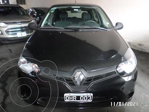 Renault Clio Mio 5P Confort Plus usado (2014) color Negro precio $690.000