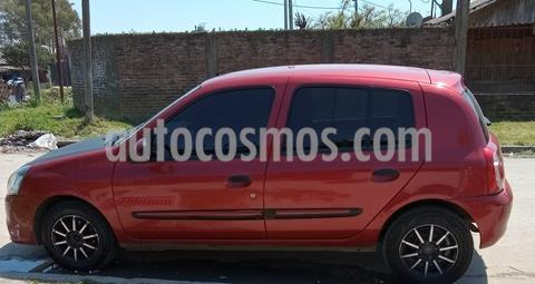 Renault Clio Mio 5P Expression Pack II Plus usado (2013) color Rojo precio $600.000