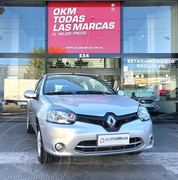 Renault Clio Mio 3P Confort Pack usado (2016) color Gris Cuarzo financiado en cuotas(anticipo $445.000)