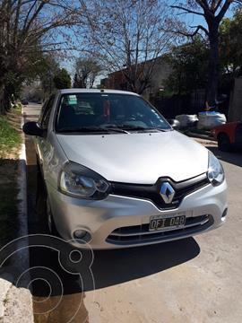 Renault Clio Mio 3P Confort Plus usado (2014) color Gris precio $860.000