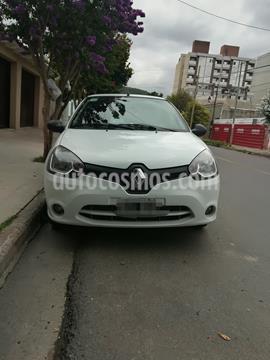 Renault Clio Mio 5P Confort Plus usado (2013) color Blanco precio $600.000