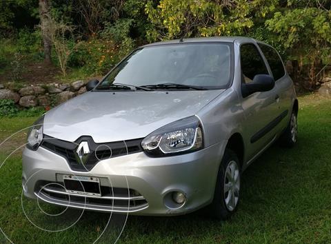 Renault Clio Mio 3P Confort Plus usado (2014) color Gris Estrella precio $830.000