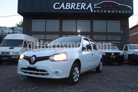 Renault Clio Mio 5P 1.2 Confort Plus usado (2014) color Blanco precio $750.000