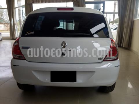 Renault Clio Mio 5P GT Line usado (2016) color Blanco precio $495.000