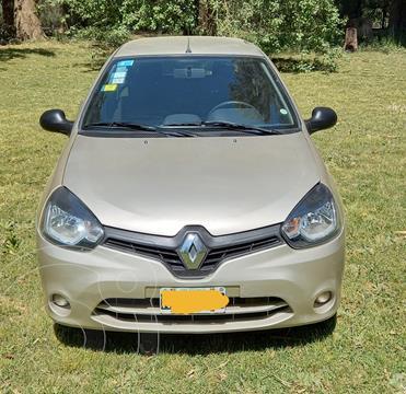 Renault Clio Mio 5P Confort Plus usado (2014) color Beige Pimienta precio $860.000