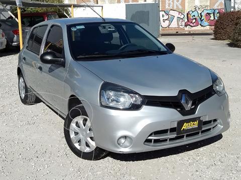 Renault Clio Mio 5P Expression usado (2013) color Gris Claro precio $490.000