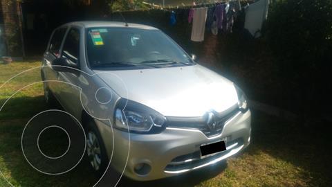 Renault Clio Mio 5P Confort Plus usado (2014) color Gris precio $1.100.000