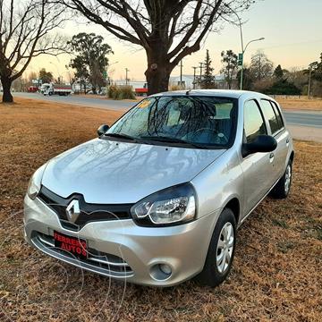 Renault Clio Mio 5P Expression usado (2013) color Gris precio $905.000